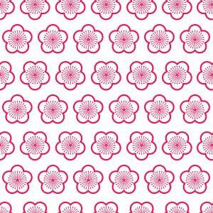 behang rode bloesem, behang, rood, bloesem, bloemen, non-woven, sterk behang, kinderkamer, japanse print, okika, hkliving, villa jipp, goedkoop, wallpaper, behangen