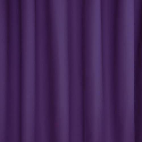 Okika · paars uni gordijnstof voor gordijnen