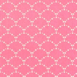 kindergordijn Roze boog, roze gordijn, meisjeskamer, meisje, roze, prinses, gordijnen op maat, gordijn online, gordijnen kopen