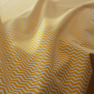 gordijnen oker - geel, zigzag, oker, gordijnstof, kinderkamer, oranje, geel, oker, gordijnen, gordijnen ontwerpen, gordijn ontwerp