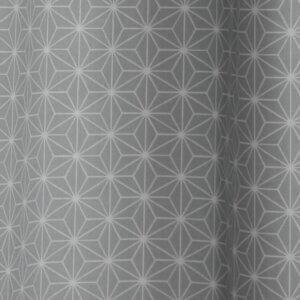 grijs, grijze, grijs gordijn, asanoha, print, japan, japans, gordijnen, gordijn online, gordijnen online, gordijn op maat, gordijnen, basic, babykamer, gordijnstof, kinderkamer, gordijnen, gordijnen ontwerpen, gordijn ontwerp, jongen, jongenskamer