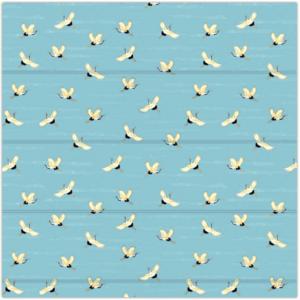 vouwgordijn kraanvogels blauw, blauw, blauwe, kraanvogels, kraanvogel, vogel, vogels, dieren, bohemien, dier, animal, tiener, puber, neutraal, babykamer, zoon, dochter, meisje, jongen, baby babykamer, gordijn kinderkamer, gordijn op maat, gordijn meisjeskamer, kinderkamer, kamer, gordijnen online, gordijn kopen