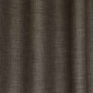 donker bruine gordijnstof met verduistering