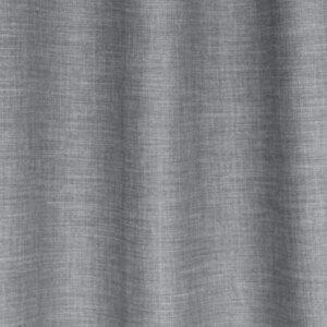 grijze gordijnstof met verduistering